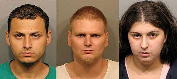 Arlington Heights Burglary Suspects