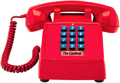 Arlingtoncardinal.com -- The Cardinal Hotline