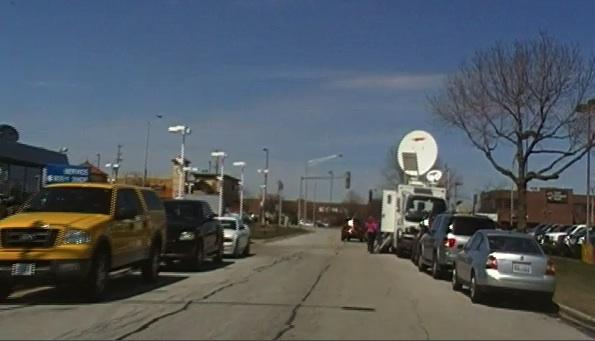 FOXNews satellite truck