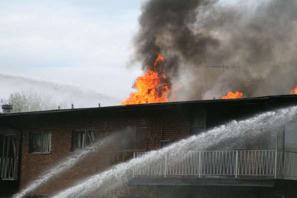 roof-fire-two-stream