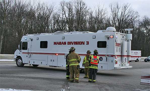 MABAS DIV 3 Command Van
