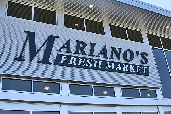 Mariano's Fresh Market at Kensington, Dryden and Northwest Grand ...