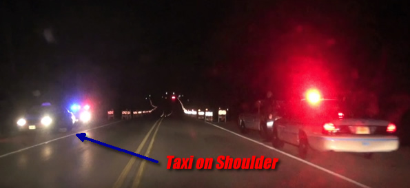 Taxi Cab driver victim of battery by group of subjects