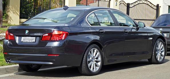BMW 528i F10 sedan