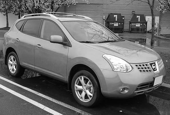 Nissan Rogue file photo