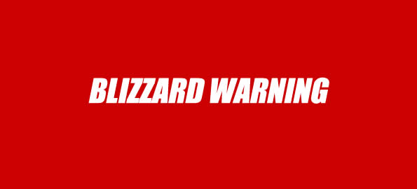 Blizzard Warning Emergency Closings, Road Conditions, Weather Updates