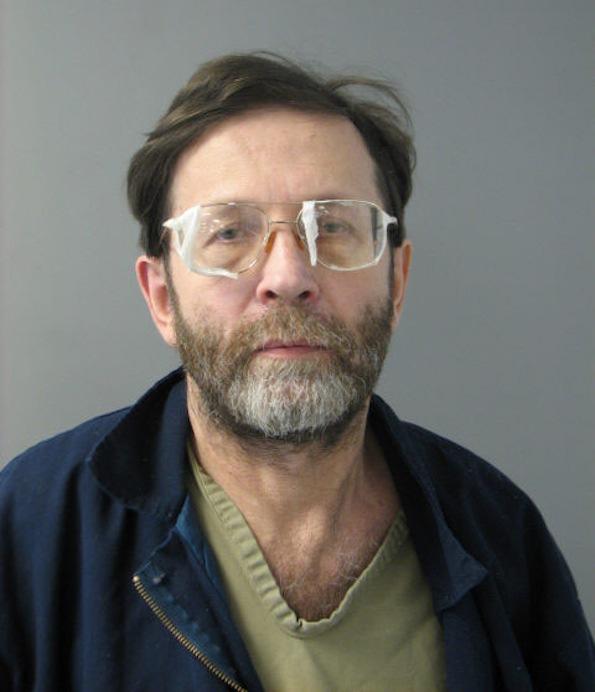 Cook County Sheriff Mug Shot