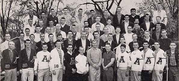 A Club Arlington High School