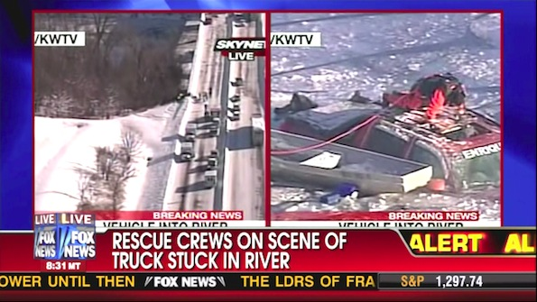 water rescue FOX NEWS