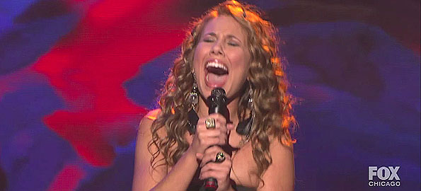 Haley Reinhart, Wheeling