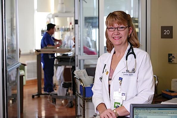 Leslie Collins, RN, APN