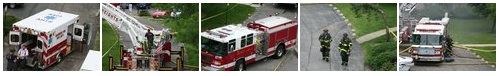 Arlington Heights Fire Engine