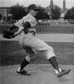 Pitcher Paul Splittorff