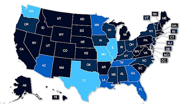 Shared Hope International Most States in the US Failing to