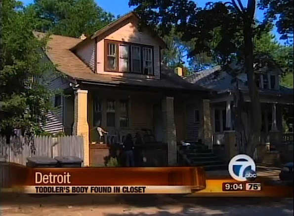 Google Street View Camera in Detroit: Apparent Gunman Taking Aim at on
