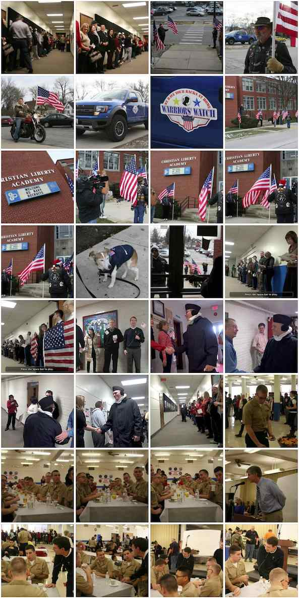 Costco Mount Prospect >> VIDEO/PHOTOS: Naval Station Great Lakes US Navy Recruits ...