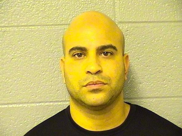 Northbrook Police Officer Enrique Guzman On Assignment To