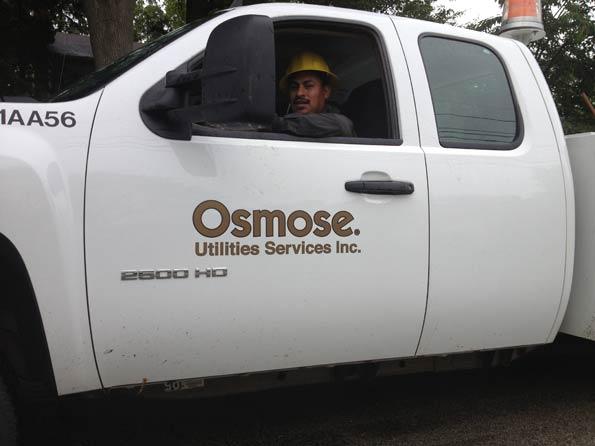 OsmoseTruck