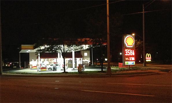 Shell GasStation