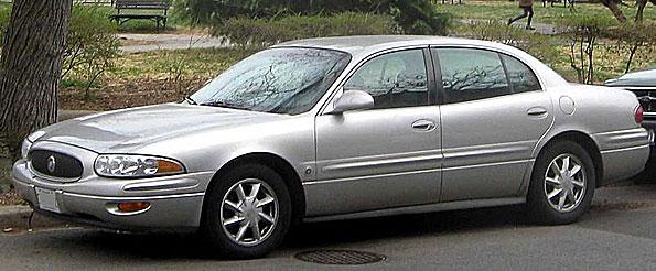 2000-2005 Buick LeSabre
