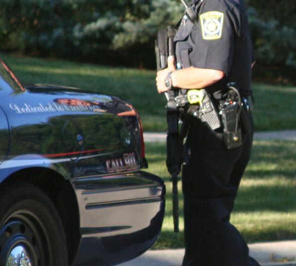 Patton Avenue Gun Threat