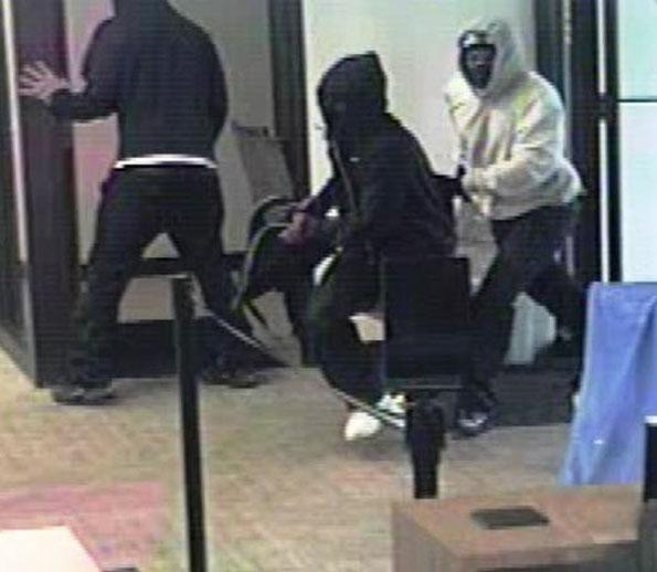 Lansing Bank Robber 2