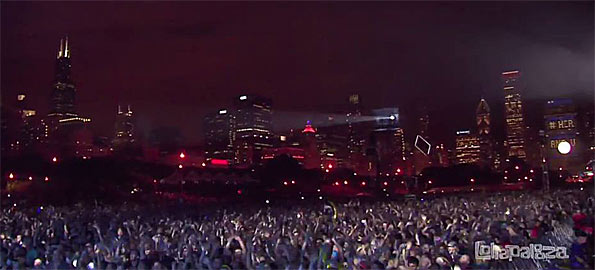 lollapalooza 2013 youtube live webcast from grant park