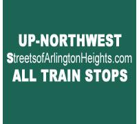 Union Pacific Northwest Line