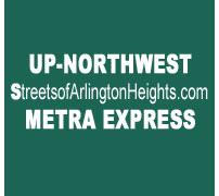 Union Pacific Northwest Line EXPRESS