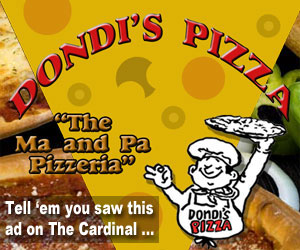 Dondis The Ma and Pa Pizzeria