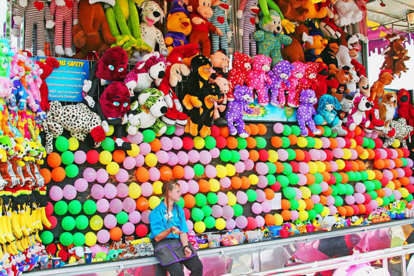 Balloons Frontier Days