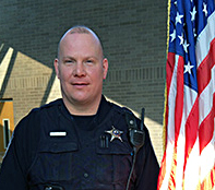 Arlington Heights  Police Officer Douglas Glanz.