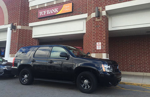 TCF Bank Robbery Palatine
