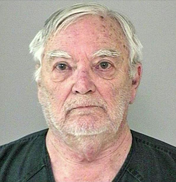 Donnie Rudd homicide suspect .