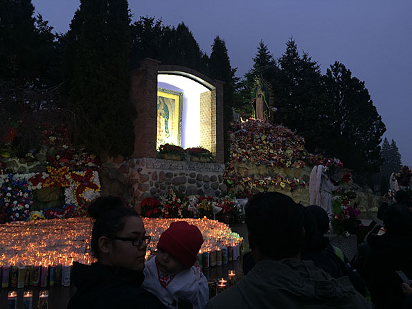 Shrine of Our Lady of Guadalupe Des Plaines