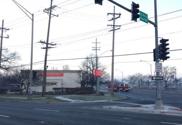 Power Outage For Lines Down Across Rand Rd Near Palatine