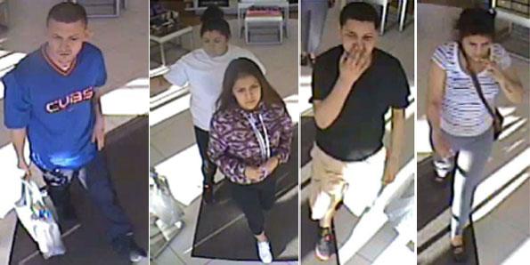 Ulta retail theft suspects Arlington Heights