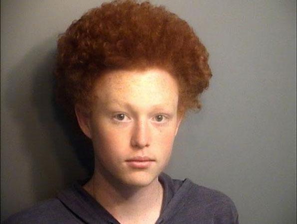 Daniel Matthews arson suspect