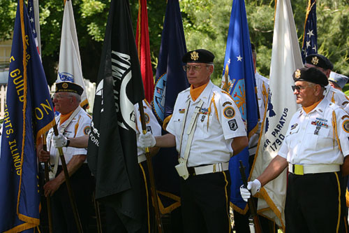 Arlington Heights Memorial Day Parade and Ceremony