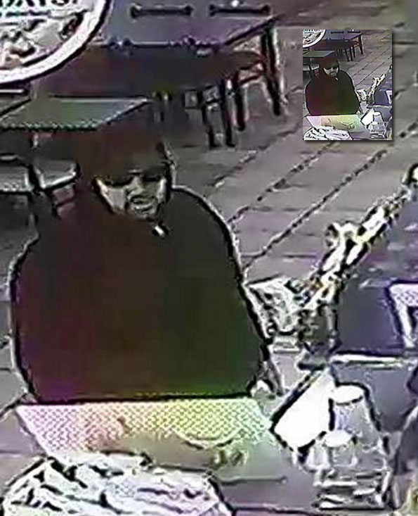 Subway Armed Robbery Suspect Mount Prospect