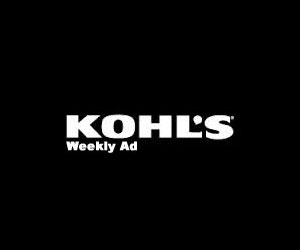 Kohls weekly ad