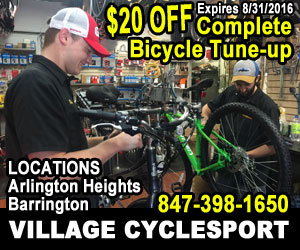 Village CycleSport Coupon