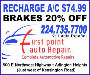 First Point Auto Repair