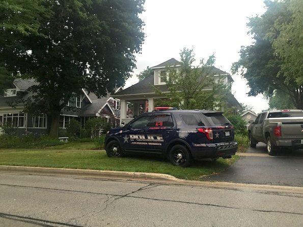 Police Activity Euclid 400E