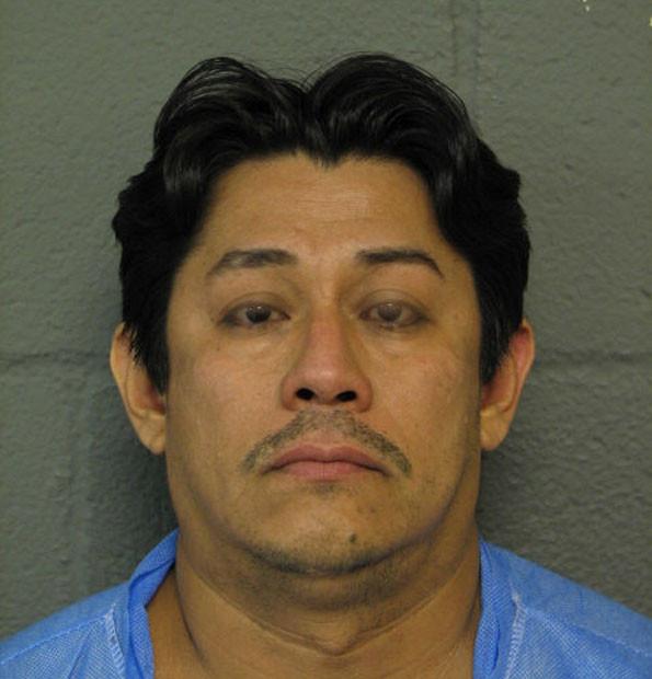 Salgado-Roque homicide suspect