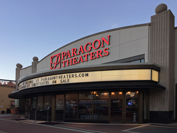 Paragon Theaters Arlington Heights Illinois
