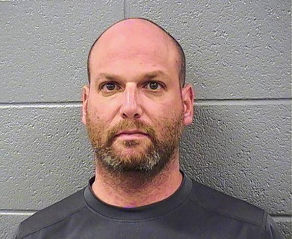 Richard Moss arson suspect