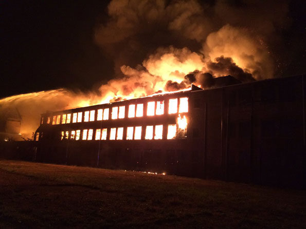 extra alarm building fire Chicago Fire Department CFD Media