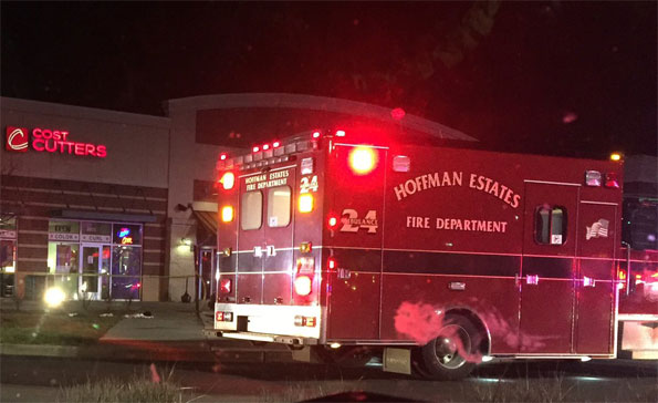 Hoffman Estates Shooting at Prairie Stone Crossing