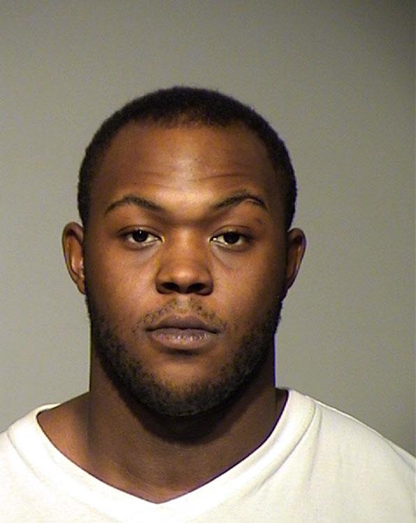 Terry A.D. Strickland homicide suspect